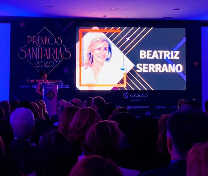 Finalista sanitarias 2020 Beatriz Serrado de Haro