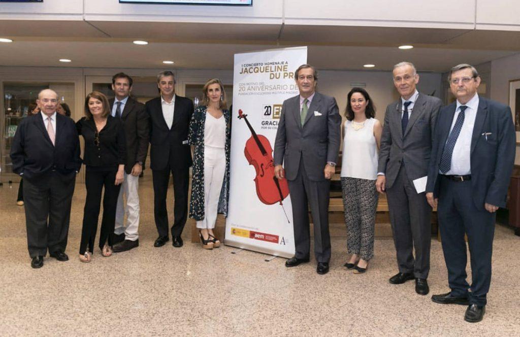 Dra. Beatriz Serrano de Haro 20 aniversario Fundacion esclerosis multiple